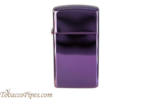 Zippo Slim High Polish Abyss Lighter
