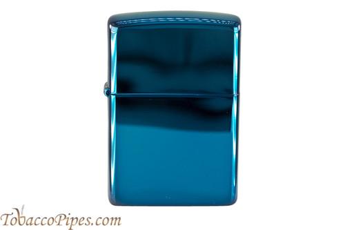 Zippo High Polish Sapphire Lighter