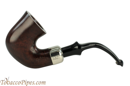 Peterson System Standard 305 Dark Smooth Tobacco Pipe PLIP