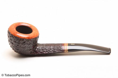 Savinelli Porto Cervo Rustic 316 KS Tobacco Pipe Left Side