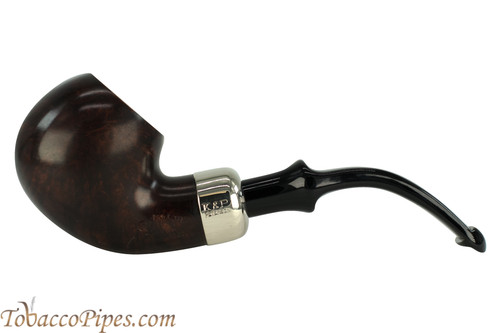 Peterson System Standard 302 Dark Smooth Tobacco Pipe PLIP