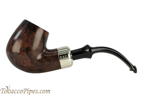 Peterson System Standard 307 Dark Smooth Tobacco Pipe PLIP