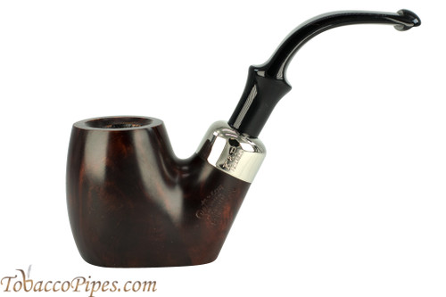 Peterson System Standard 306 Dark Smooth Tobacco Pipe PLIP