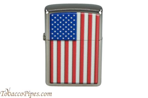 Zippo Patriotic American Flag Lighter