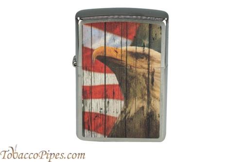 Zippo Patriotic Bald Eagle Lighter