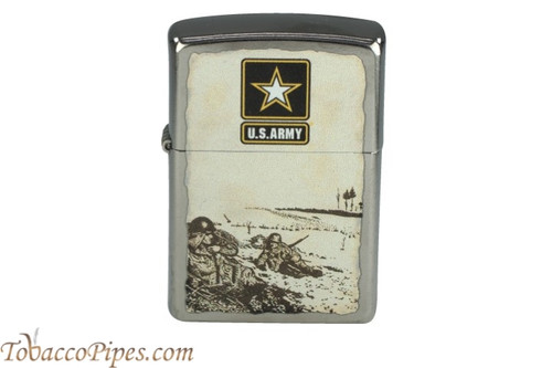 Zippo US Military Army Battle Lighter