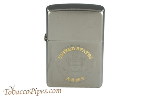 Zippo US Military Army Crest Lighter