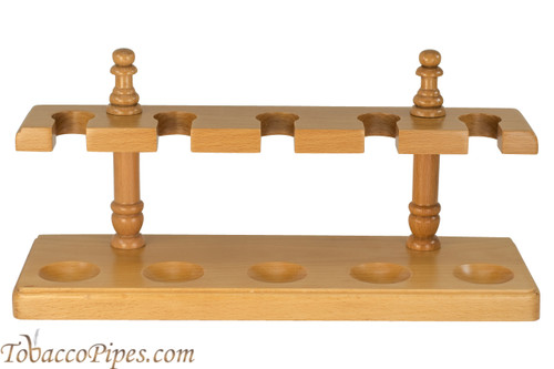 Cobblestone Natural Easy Rest 5 Pipe Stand
