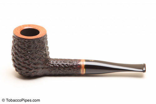 Savinelli Porto Cervo Rustic 141 KS Tobacco Pipe Left Side