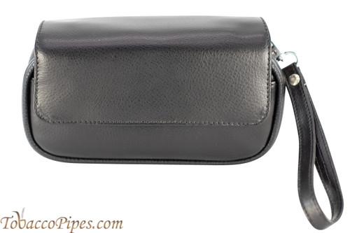 Cobblestone Leather 2 Pipe Pouch