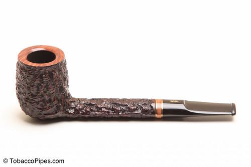 Savinelli Porto Cervo Rustic 806 Tobacco Pipe Left Side