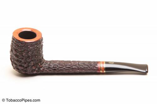 Savinelli Porto Cervo Rustic 812 Tobacco Pipe Left Side