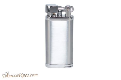 Cobblestone Classic Silver Lighter