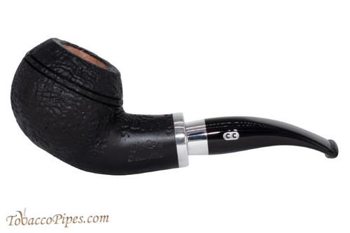 Chacom Skipper 996 Sandblast Tobacco Pipe