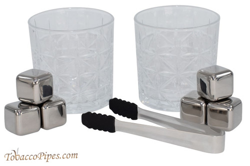 Beyler Companion Duo Whiskey Glass Set