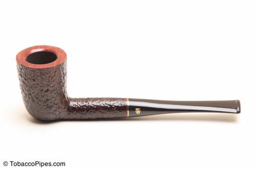 Savinelli Roma 401 Black Stem Tobacco Pipe Left Side