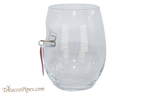 BenShot Fishing Lure Wine Glass 15 oz