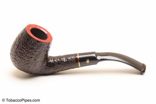 Savinelli Roma 603 Black Stem Tobacco Pipe Left Side