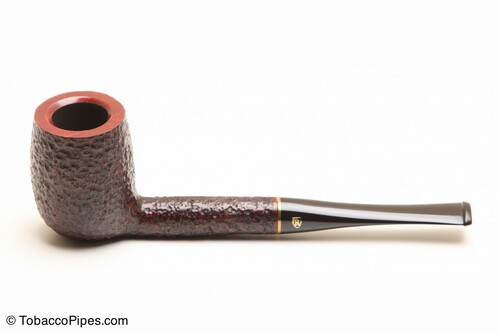 Savinelli Roma 702 Black Stem Tobacco Pipe Left Side