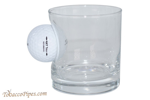 BenShot Golf Ball Rocks Glass 11 oz