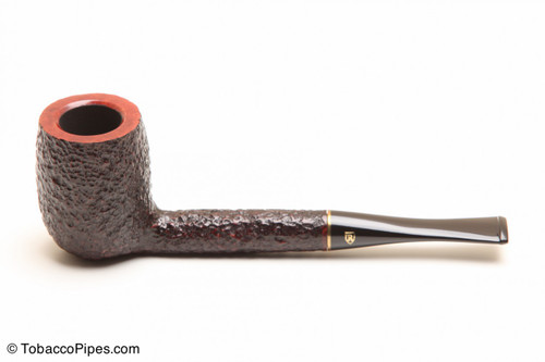 Savinelli Roma 704 Black Stem Tobacco Pipe Left Side