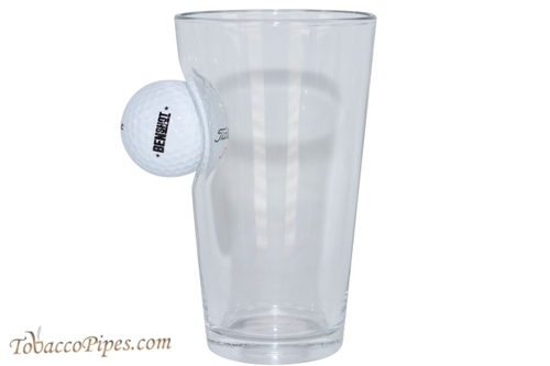 BenShot Golf Ball Pint Glass 16 oz