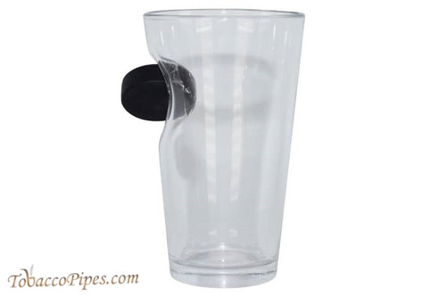BenShot Hockey Puck Pint Glass 16 oz