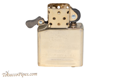 Zippo Standard Brass Lighter Insert