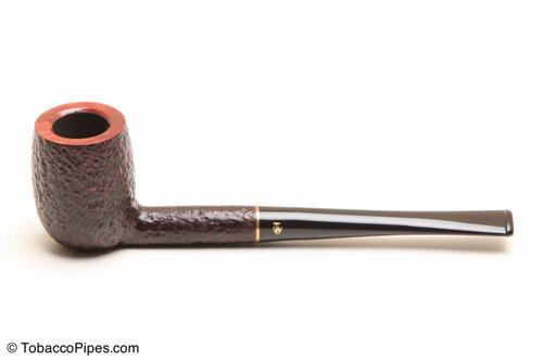 Savinelli Roma 706 Black Stem Tobacco Pipe Left Side