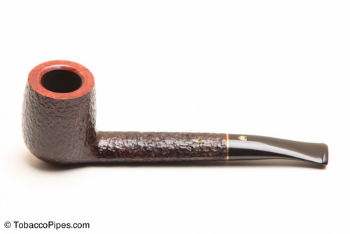 Savinelli Roma 812 Black Stem Tobacco Pipe Left Side