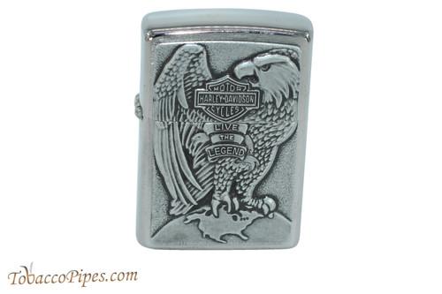 Zippo Harley Davidson Majestic Eagle Lighter