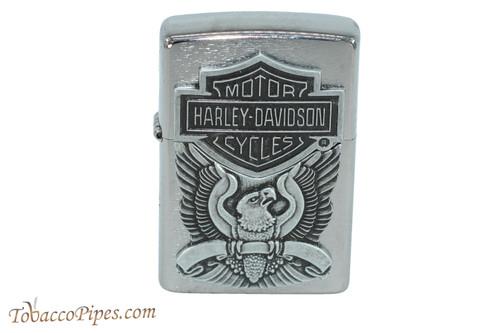 Zippo Harley Davidson Eagle Wings Lighter