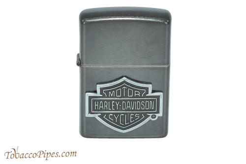 Zippo Harley Davidson Bar and Shield Lighter