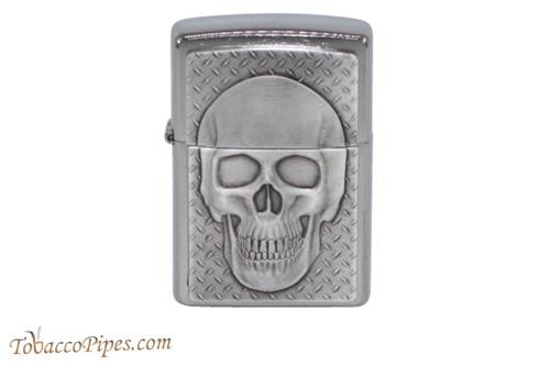 Zippo Skull Brain Surprise Lighter