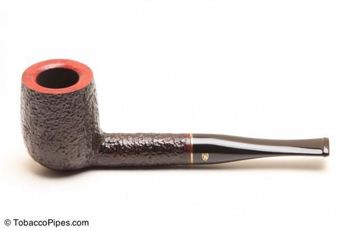 Savinelli Roma 111 KS Black Stem Tobacco Pipe Left Side