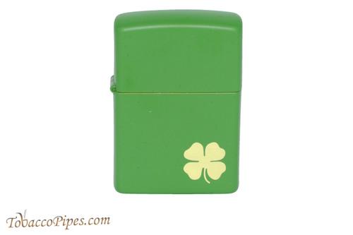 Zippo Luck Four Leaf Clover Lighter