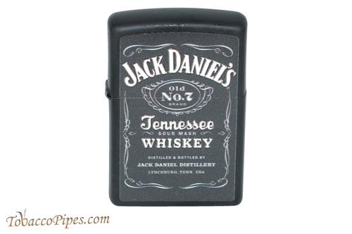 Zippo Spirits Jack Daniels Texture Print Lighter