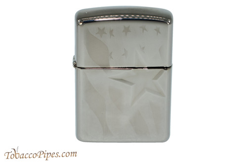 Zippo Patriotic Retro Star Lighter