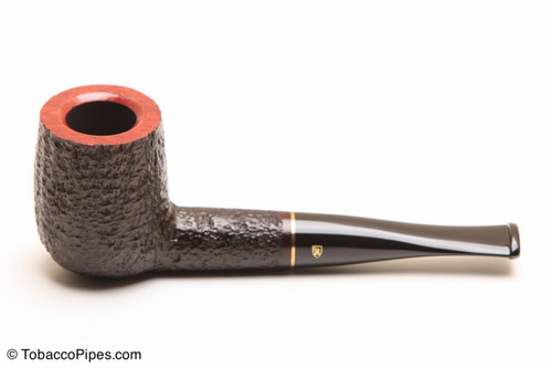 Savinelli Roma 141 KS Black Stem Tobacco Pipe Left Side