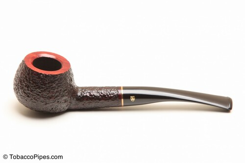Savinelli Roma 315 KS Black Stem Tobacco Pipe Left Side