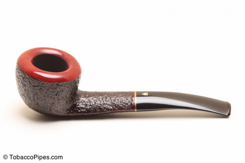 Savinelli Roma 316 KS Black Stem Tobacco Pipe Left Side