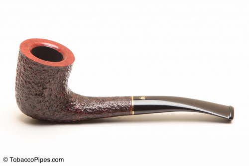 Savinelli Roma 413 KS Black Stem Tobacco Pipe Left Side