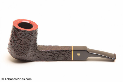 Savinelli Roma 513 KS Black Stem Tobacco Pipe Left Side