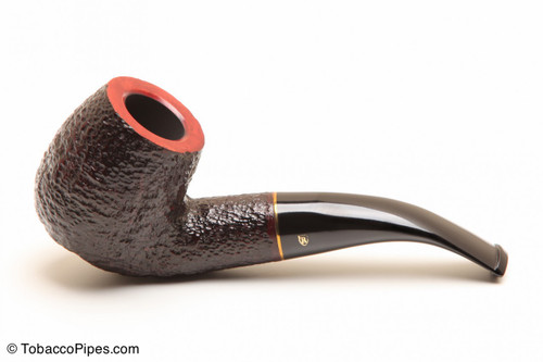 Savinelli Roma 616 KS Black Stem Tobacco Pipe Left side