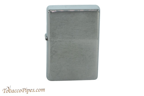 Zippo Classic Vintage Brushed Chrome Lighter