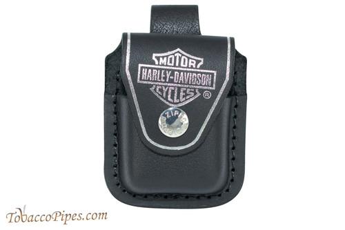 Zippo Harley Davidson Leather Lighter Pouch