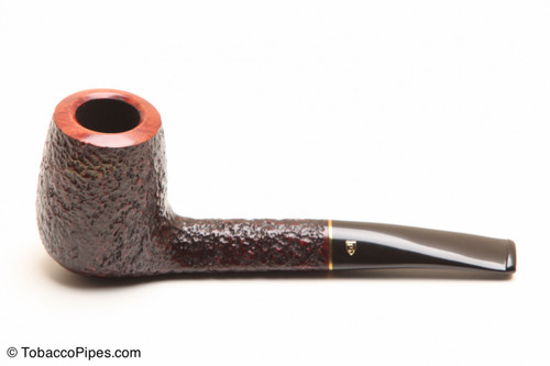 Savinelli Roma 707 KS Black Stem Tobacco Pipe Left Side