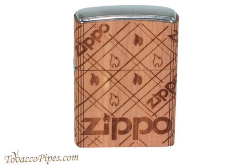 Zippo Woodchuck USA Cedar Wrap Lighter