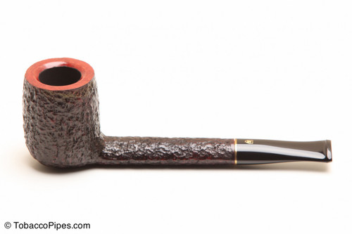 Savinelli Roma 804 KS Black Stem Tobacco Pipe Left Side
