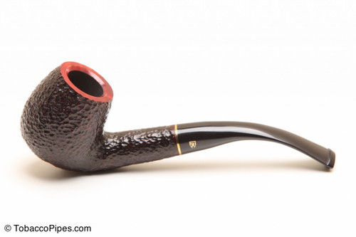 Savinelli Roma 602 Black Stem Tobacco Pipe Left Side